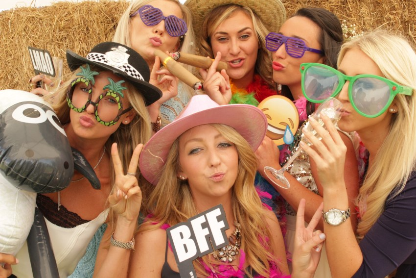 Photobooth event hire