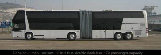 BIGGEST BUS