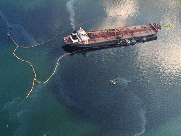 Exxon Valdez - $2.5 Billion
