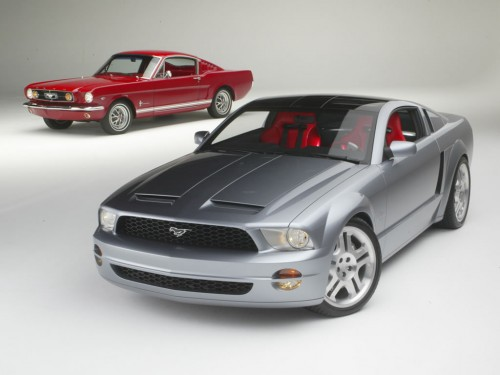 4. FORD S-197 MUSTANG