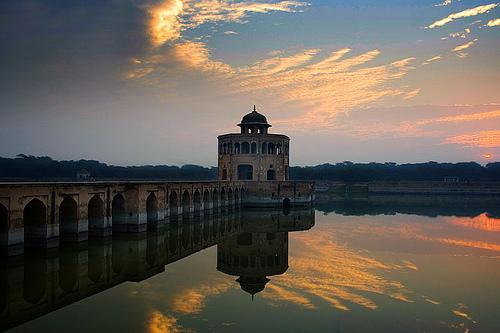 Hiran Minar Sheikhpura