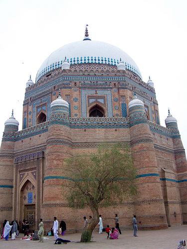 Shrine of Sheikh Rukn-Alam