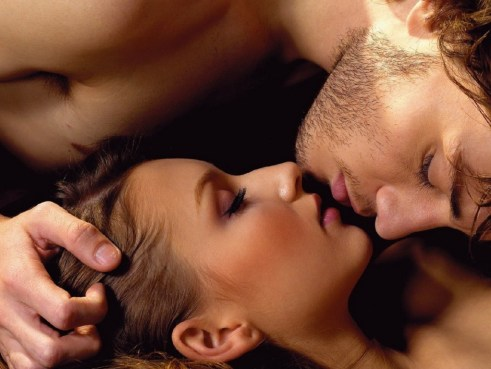 Men like Wet Kisses