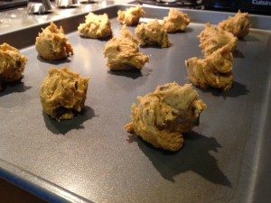 Pumpkin Chocolate Chip Cookies - 12