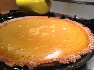 Healthy Pumpkin Pie - 13