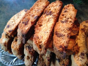 Chocolate Chip Coconut Biscotti - 19