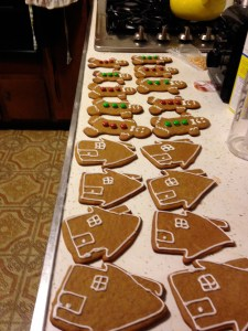 Gingerbread Men - 17