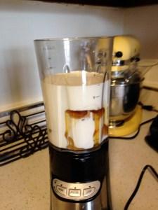 Peanut Butter Honey Ice Cream - 4