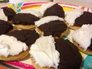 Half Moon Cookies - 22