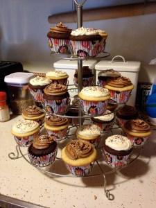 Chocolate Cupcakes - 1