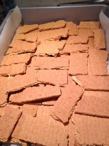 Cranberry Walnut Chocolate Brickle - 1