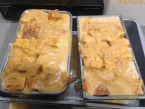 Pumpkin Bread Pudding - 9