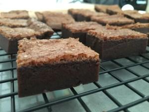 Nutella Brownies - 11