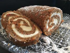 Carrot Cake Roll - 28