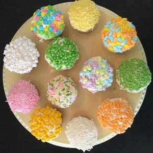 Coconut Cupcakes - 15