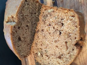 Honey Walnut Bread - 16
