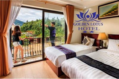 Golden Lotus Hotel Sapa-SMILETRAVEL