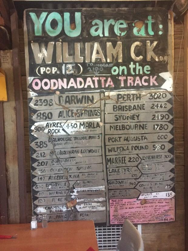 William Creek Hotel