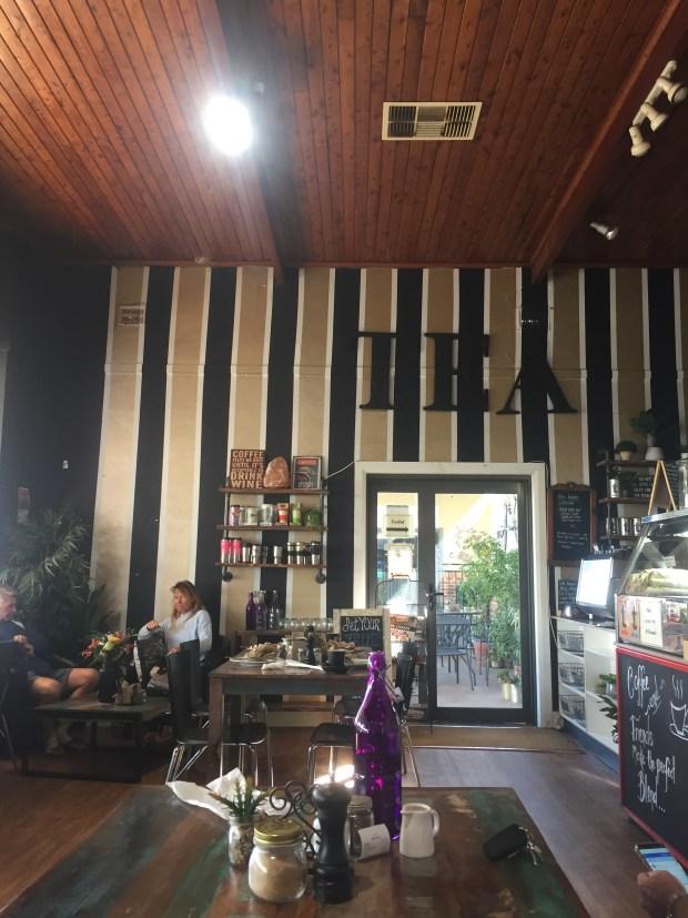 Evoke Cafe, Hay NSW