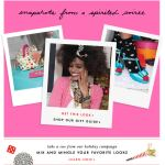 Snapshots from a spirited soiree Kate Spade email