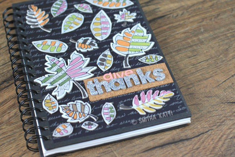 Give thanks journal
