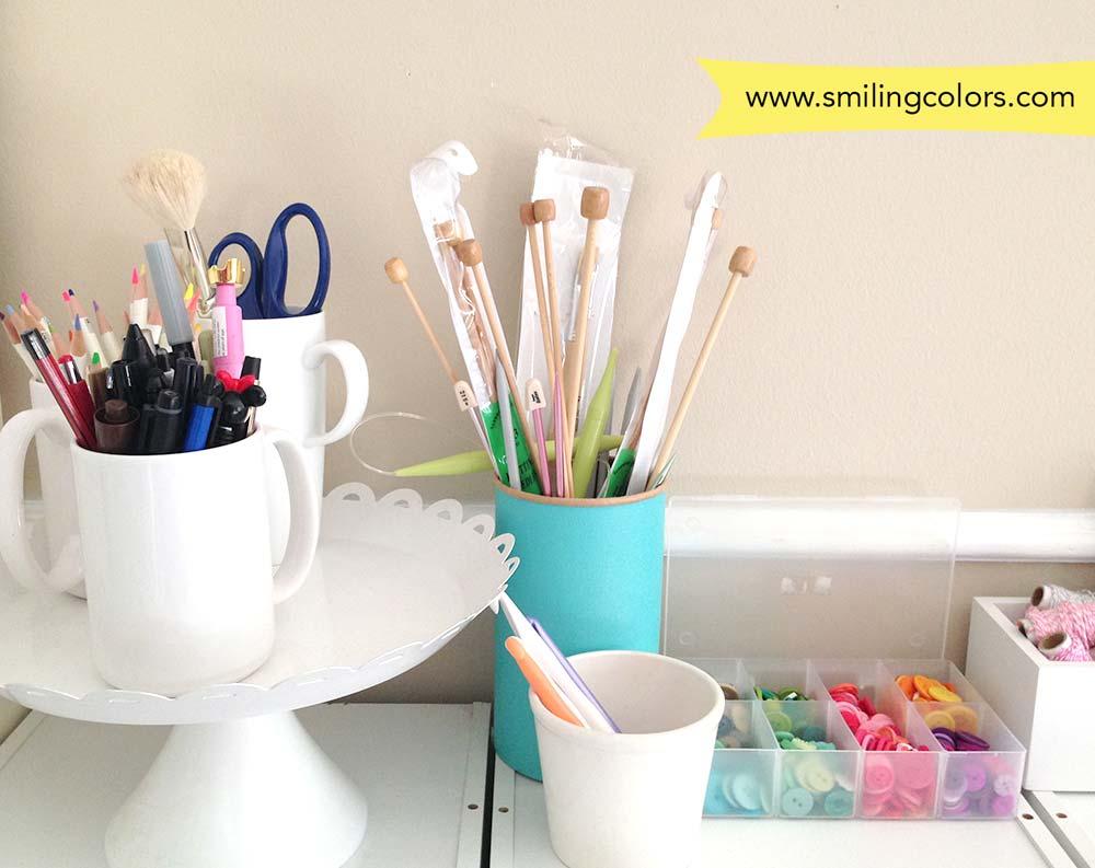 pencil storage ideas