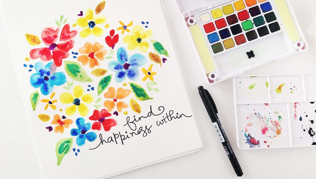 smitha happy art find happiness