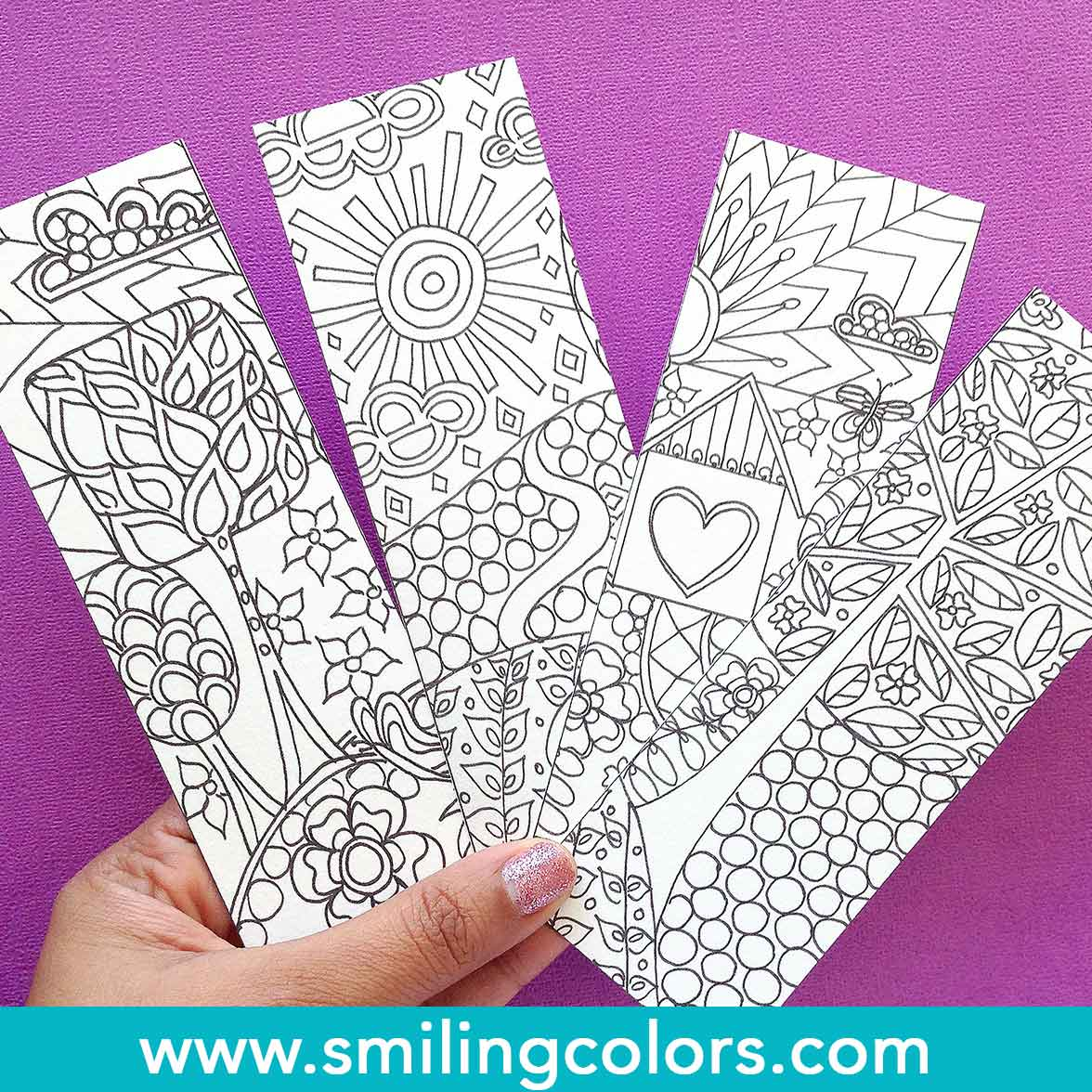 Bookmarks To Color That You Can Download And Enjoy Now