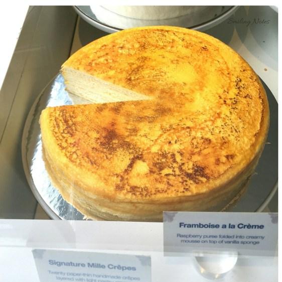 Crepes Cake, Lady M
