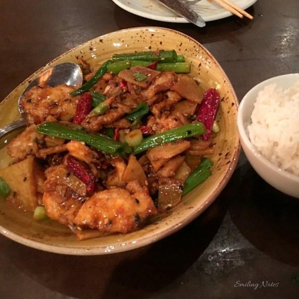 Dali Chicken - PF Changs