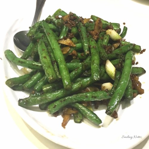 Sauted String Beans