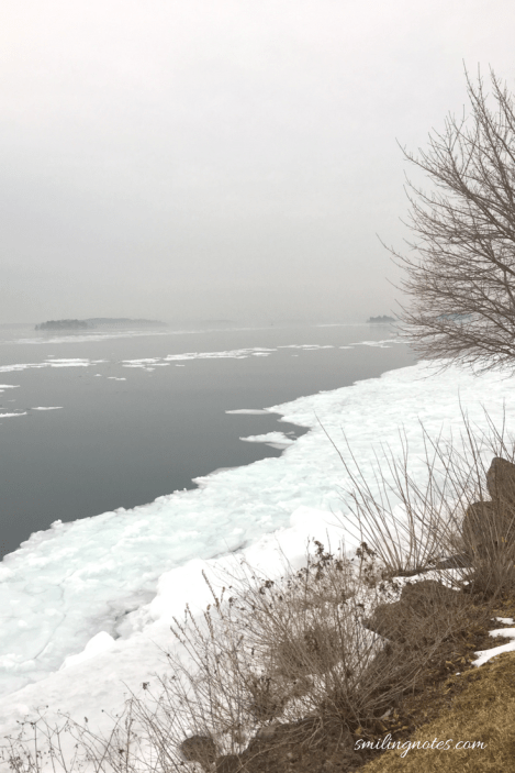 Clayton - St.Lawrence river