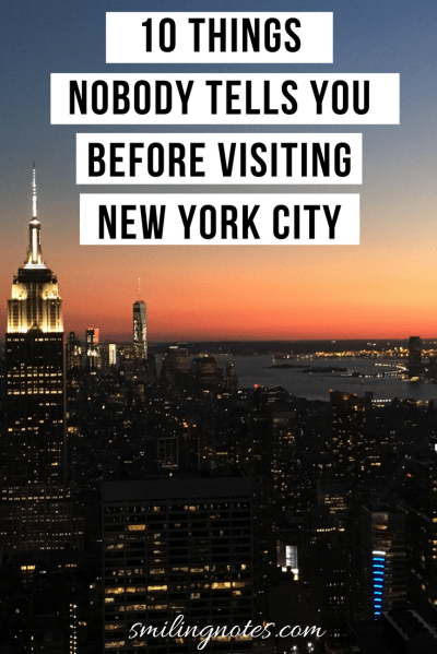 Awesome Tips for Traveling to New York City on a Budget - Free things to do in NYC