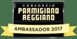 Parmigianno Reggiano Ambassador