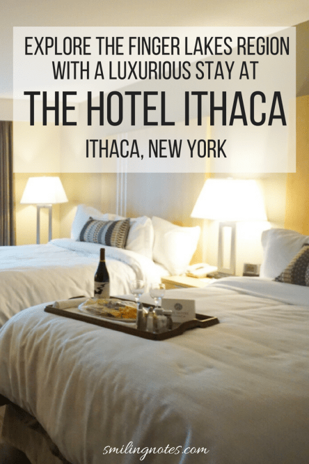 The Hotel Ithaca, New York - Heading to Ithaca to explore all the beautiful waterfalls & enjoy the scenic beauty and wondering where to stay? The Hotel Ithaca located in downtown Ithaca, New York will make sure you have a perfectly relaxing getaway by offering you a luxurious stay.