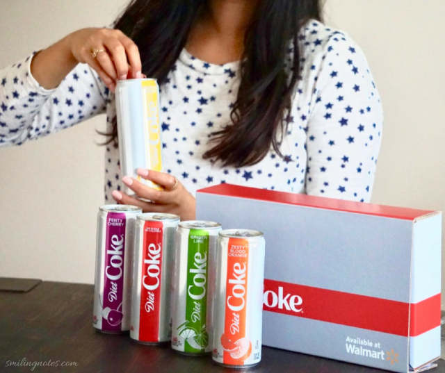 unboxing diet coke