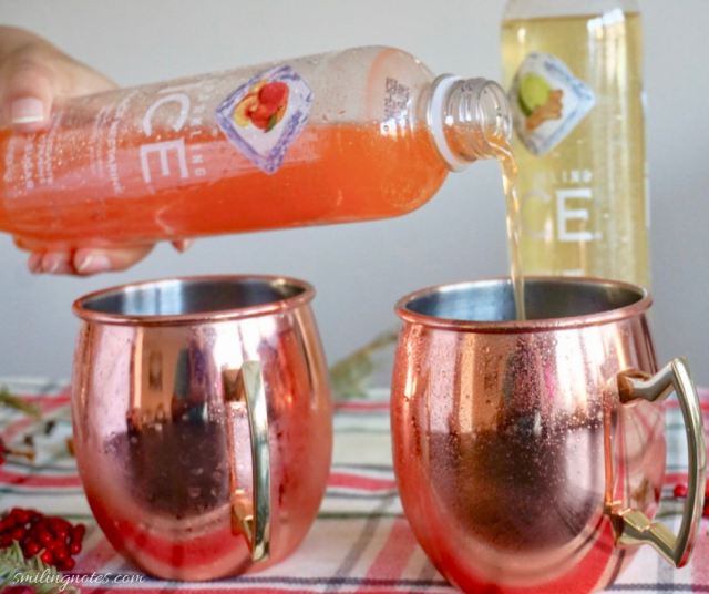 sparkling ice moscow mule