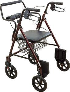 Roscoe Medical Best Walker For Elderly