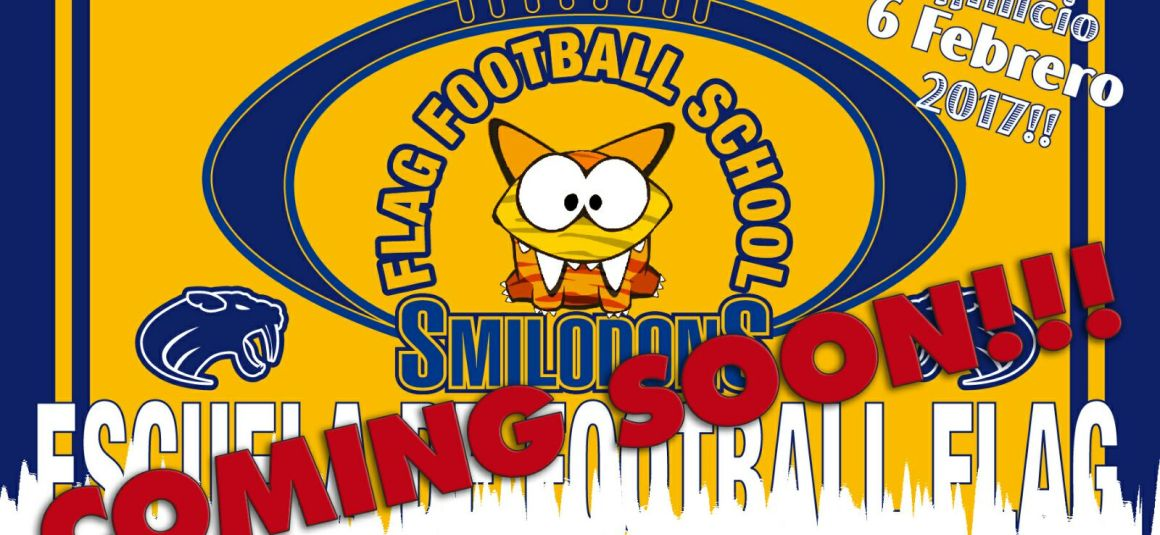 Smilodons Flag Football School
