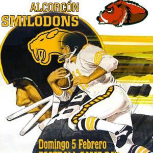 Jabatos Tres Cantos Jr. vs Alcorcón Smilodons Jr.