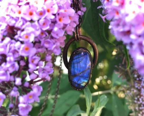 Electroformede smykker