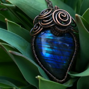 Wire wrapping smykker