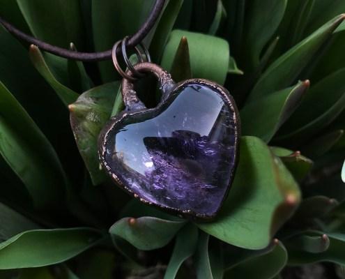 Krystalsmykker
