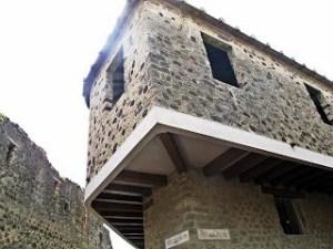 Pompeii brothel Campania itinerary