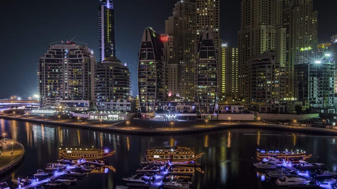 24 hours Dubai travel itinerary