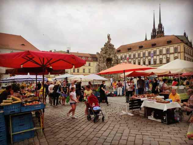 48 hours in Brno