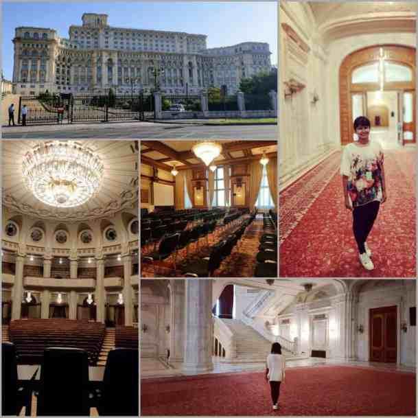 24 hours in Bucharest