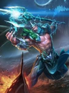 Poseidon Default Card