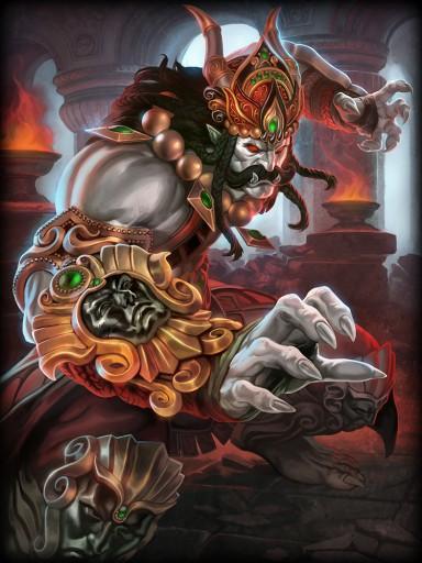 Ravana Tyrant