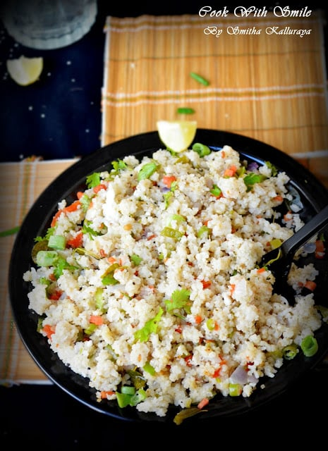 make little millet upma